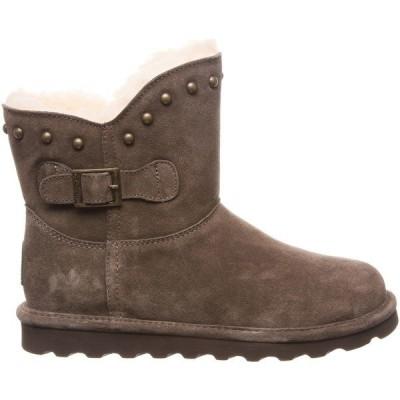 ベアパウ ブーツ&レインブーツ シューズ レディース BEARPAW Women's Minnie Winter Boots SealBrown