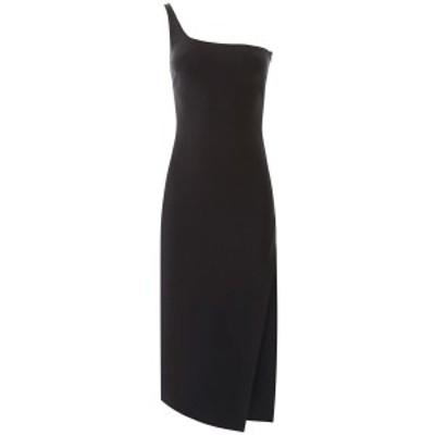 COPERNI/コペルニ Black Coperni one-shoulder midi dress レディース 春夏2020 R02BS20100 ik