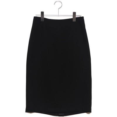 リネーム Rename シンプルタイトスカート (ブラック)