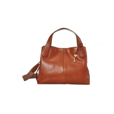 Fossil フォッシル レディース 女性用 バッグ 鞄 ハンドバッグ サッチェル Maya Satchel - Brown