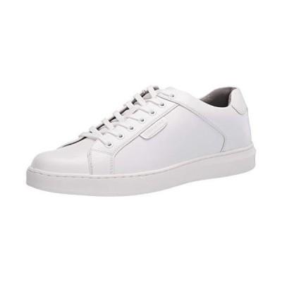 Kenneth Cole New York Men's Liam Sneaker, White, 10.5【並行輸入品】