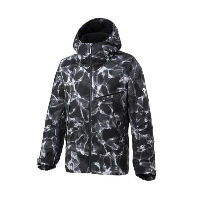 【デサント】 S.I.Oインシュレーションジャケット(WATER & SNOW) / S.I.O INSULATED JACKET(WATER & メンズ ブラック系 M DESCENTE