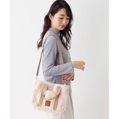 SHOO・LA・RUE / 整理整頓できちゃうエコファートートバッグ WOMEN バッグ > トートバッグ