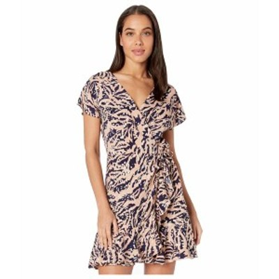 ミンクピンク レディース ワンピース トップス Biscuit Swirl Mini Dress Multi