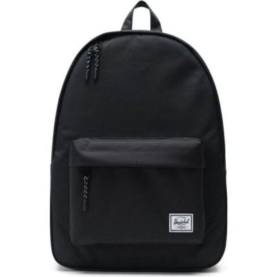 ハーシェル サプライ HERSCHEL SUPPLY CO. レディース バックパック・リュック バッグ Classic Black Backpack BLACK