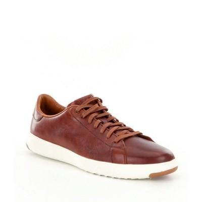 コールハーン メンズ スニーカー シューズ Men's GrandPro Tennis Shoes Woodbury