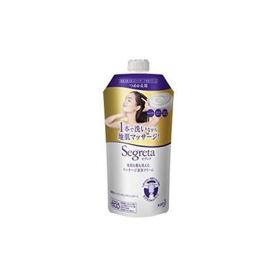 セグレタ 洗えるマッサージ美容クリーム つめかえ用 285ml