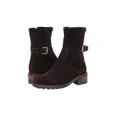 La Canadienne ラカナディアン レディース 女性用 シューズ 靴 ブーツ アンクルブーツ ショート Camilla - Brown Oiled Suede