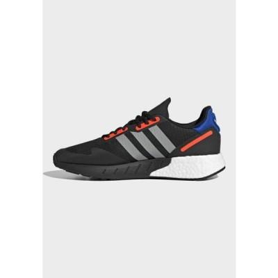 アディダス メンズ 靴 シューズ ZX 1K BOOST SHOES - Trainers - black