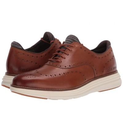 コールハーン Cole Haan メンズ スニーカー シューズ・靴 Original Grand Ultra Wing Ox CH British Tan Leather/Ivory