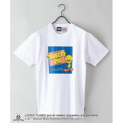 tシャツ Tシャツ 【LOONEY TUNES/ルーニー・テューンズ】別注 プリントTシャツ