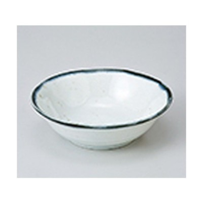 小鉢 和食器 / 白均窯タタキ4.0鉢 寸法:14.2 x 4.2cm
