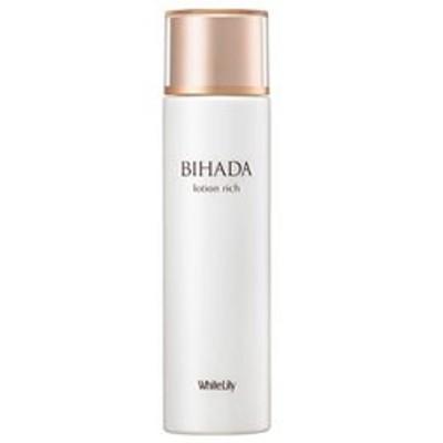 【ホワイトリリー】BIHADA(ビハダ)ローションリッチ 155ml ※お取り寄せ商品