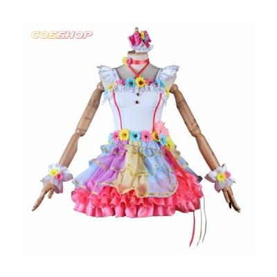 ラブライブ!スクールアイドルフェスティバル 上原 歩夢 うえはら あゆむ コスプレ衣装 cosplay 仮装イベント アニメ パーティー