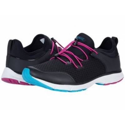 VIONIC バイオニック レディース 女性用 シューズ 靴 スニーカー 運動靴 London Black【送料無料】