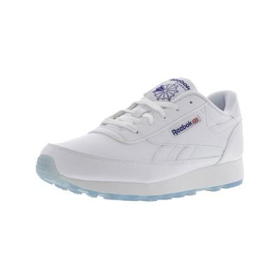 スニーカー リーボック Reebok Women's Cl Renaisance Ice Ankle-High Leather Fashion Sneaker