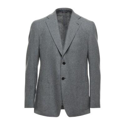 TOMBOLINI テーラードジャケット グレー 50 バージンウール 80% / ナイロン 20% テーラードジャケット