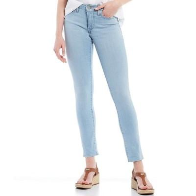 リーバイス レディース デニムパンツ ボトムス 311 Shaping Skinny Jeans Slate Ice