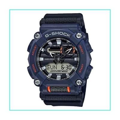 【新品】GA-900-2A Casio Gショック グレー メンズ アナログ - デジタル スポーツ クォーツ 海外出荷 Casio(並
