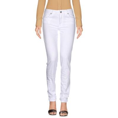 ブルーガール ブルマリン BLUGIRL BLUMARINE パンツ ホワイト 25 コットン 97% / ポリウレタン 3% パンツ