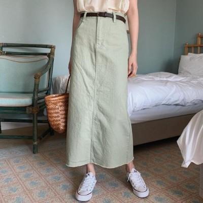 HEYLADY レディース スカート Lope cotton skirt