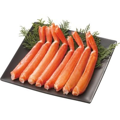 ロシア産 ボイル紅ずわいがに 筋入り脚肉(200g)