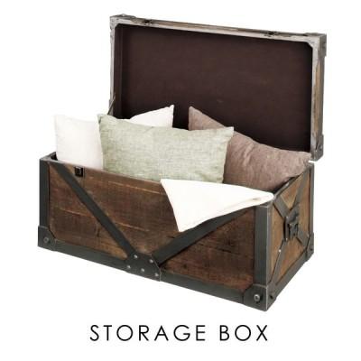 収納ボックス 収納ケース 箱 ボックス 木箱 おしゃれ アンティーク 安い