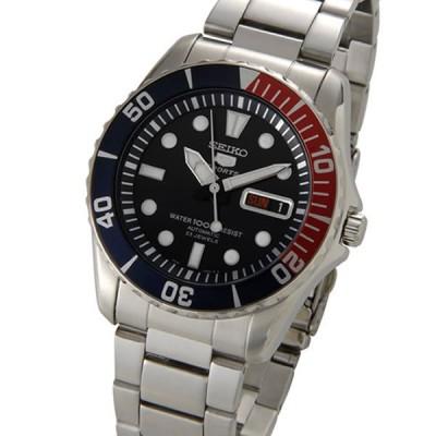 海外セイコー 海外SEIKO 腕時計 SNZF15J1 SEIKO5 SPORTS セイコーファイブスポーツ 自動巻き メンズ