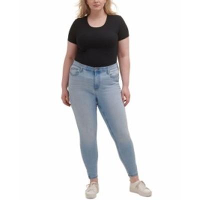 カルバンクライン レディース デニムパンツ ボトムス Trendy Plus Size Skinny Jeans Catalina