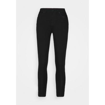 オブジェクト プティ デニムパンツ レディース ボトムス SOPHIE - Jeans Skinny Fit - black