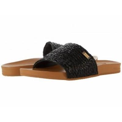 Reef リーフ レディース 女性用 シューズ 靴 サンダル Cushion Scout Braids Black/Tan【送料無料】