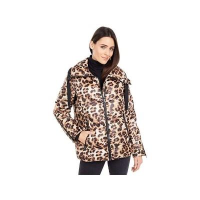 サム エデルマン Animal Printed Short Coat レディース コート アウター Leopard