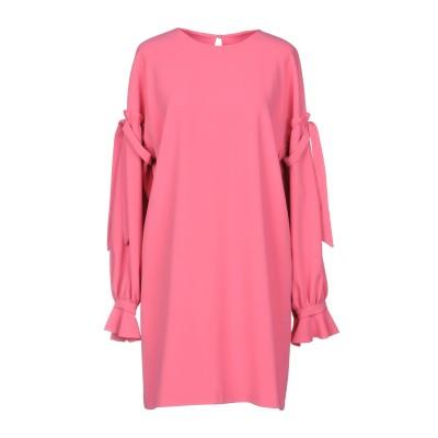 ピンコ PINKO ミニワンピース&ドレス ピンク 38 100% ポリエステル ミニワンピース&ドレス