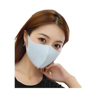 【4枚セット】冷感 マスク 洗える 接触冷感 マスク 冷感マスク 布マスク 大人用 夏用 夏用マスク 夏マスク ひ?
