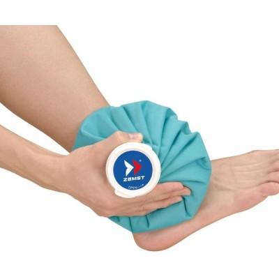 ザムスト(ZAMST) アイシング 氷嚢(氷のう) アイスバッグ 野球 バスケ Sサイズ ブルー 378101