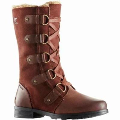ソレル ブーツ Emelie Lace Boot Burro