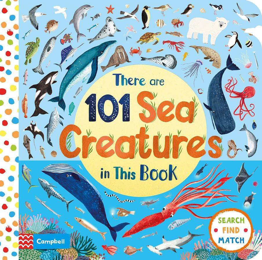 There Are 101 Sea Creatures in This/Campbell eslite誠品