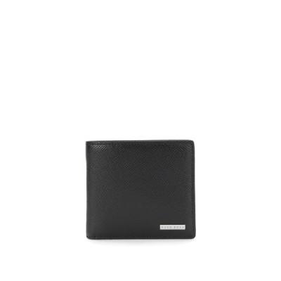HUGO BOSS / パメラートレザー コンパクトウォレット MEN 財布/小物 > 財布