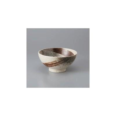 和食器 丼 志野サビ刷毛6.5麺丼 どんぶり 食器 陶器 ボウル