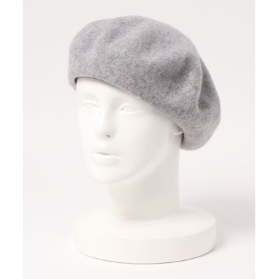 ViS / ビックフェルトベレー帽 WOMEN 帽子 > ハンチング/ベレー帽