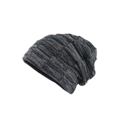 ニット帽 メンズ オシャレ かっこいい 暖かい 学生 通学 大き目 大きいサイズ あったかい 防寒