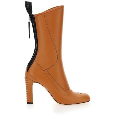 フェンディ レディース ブーツ&レインブーツ シューズ Fendi Promenade Ankle Boots -