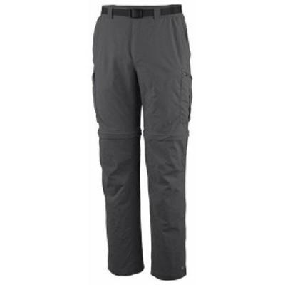 columbia コロンビア アウトドア 男性用ウェア ズボン columbia silver-ridge-convertible-pants-short