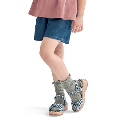 リボン付きショートパンツ【子供ズボン】(ジータ/GITA basic)