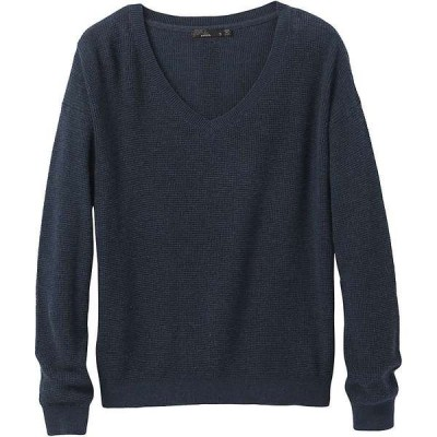 プラーナ レディース ニット・セーター アウター Prana Women's Milani V-Neck Sweater