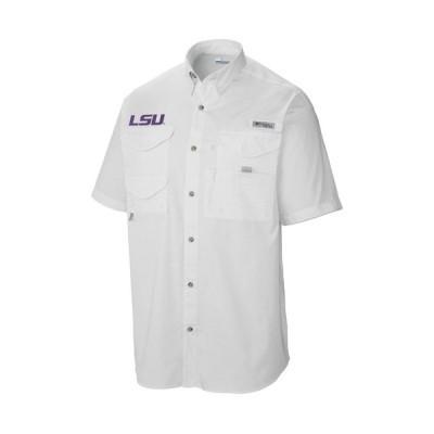 コロンビア シャツ トップス メンズ NCAA Collegiate Tamiami Short Sleeve Shirt -