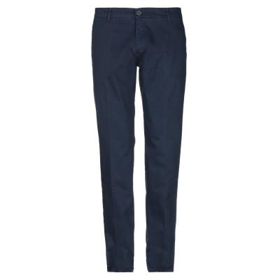 LIU •JO MAN パンツ ブルー 38 コットン 97% / ポリウレタン 3% パンツ
