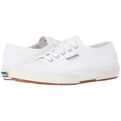 スペルガ Superga レディース スニーカー シューズ・靴 2750 COTU Classic Sneaker White
