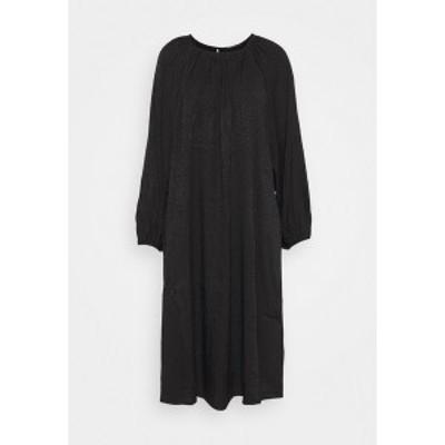 ブルンスバザー レディース ワンピース トップス ALEXAH BELLOA DRESS - Day dress - black black
