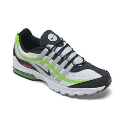 ナイキ メンズ スニーカー シューズ Men's Air Max VG-R Running Sneakers from Finish Line White, Black